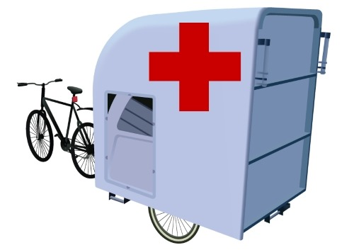 MediCart: The World's Most Transportable and Cost Effective Portable Medical Clinic. Designed for disaster relief, rural healthcare and primary healthcare in rugged environments.